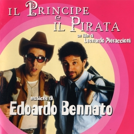 CD Il Principe e il Pirata