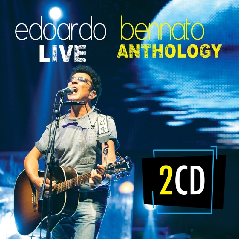 Edoardo Bennato<br>Live Anthology